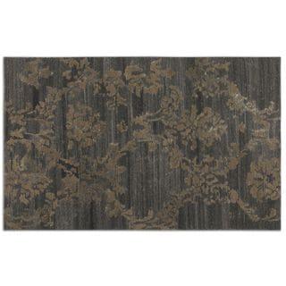 Uttermost Tavenna Grey Wool Rug (8x10)