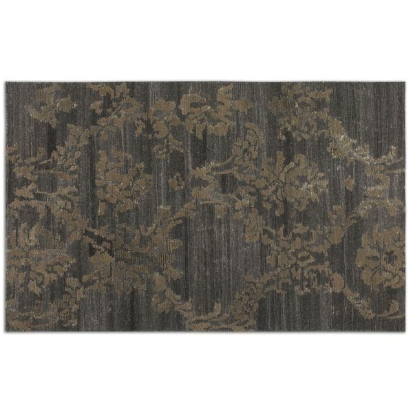 Shop Uttermost Tavenna Grey Wool Rug 8x10 8 X 10