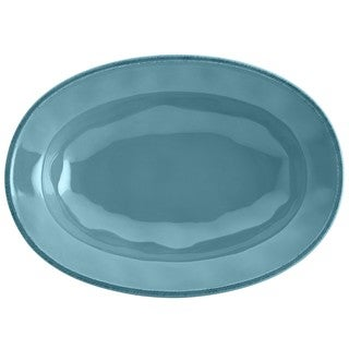 Rachael Ray Cucina Dinnerware 12-inch Stoneware Oval Serving Bowl