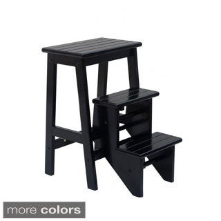Shop 3 Tier Solid Step Stool Free Shipping Today