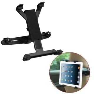 INSTEN Black Car Head Cushion Handsfree Holder Mount for iPad Galaxy Tab Pro (Option: Black)