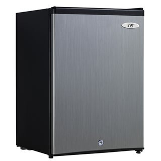 SPT 2.1 Cu. Ft. Stainless Steel Energy Star Upright Freezer