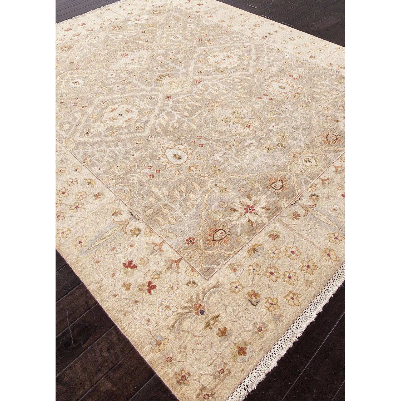 Lizzeth Hand Knotted Oriental Area Rug Overstock 8573866