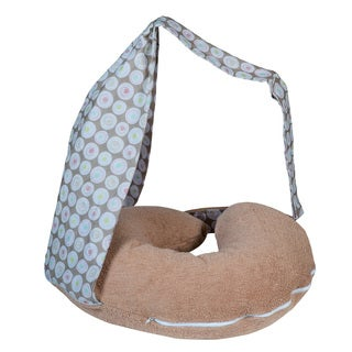 Candide Baby 3 In 1 Multi Relax Soft Boa Brown And Beige