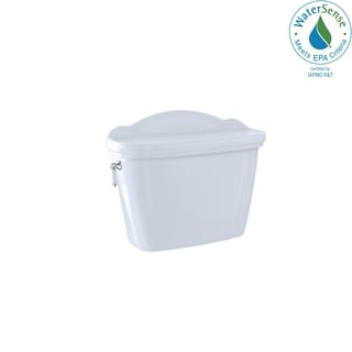TOTO ST754E-01 Whitney Tank with E-Max Flushing System, Cotton White (Tank Only)