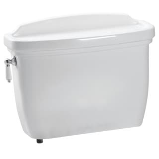 TOTO ST754S-01 Whitney Tank with G-Max Flushing System, Cotton White (Tank Only)