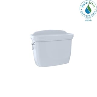 TOTO ST753E-01 Dartmouth Tank with E-Max Flushing System, Cotton White (Tank Only)
