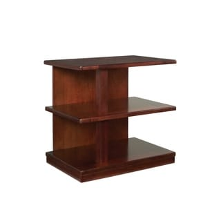 Somerton Dwelling Studio Mid-tone Mahogany End Table