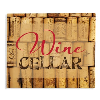 Wine Cellar Aluminum Bar Sign