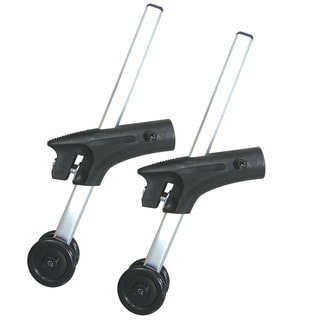 Drive Medical Anti Tippers with Wheels for Cougar Wheelchairs (Set of 2)