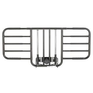 Tool Free Adjustable Half-length Steel Bed Rail