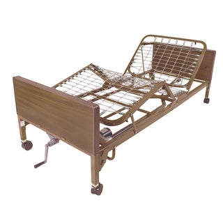 Semi Electric Hospital-style Bed
