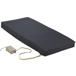 Drive Medical Balanced Aire Powered Alternating Pressure 35-inch Width Air/ Foam Mattress