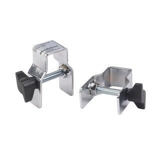 Drive Medical Swivel Wheel Locking Brackets (Set of 2)