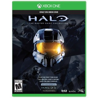 Xbox One - Halo Master Chief Collection