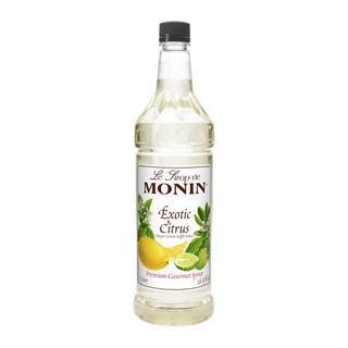 Monin Exotic Citrus Syrup (Case of 4)