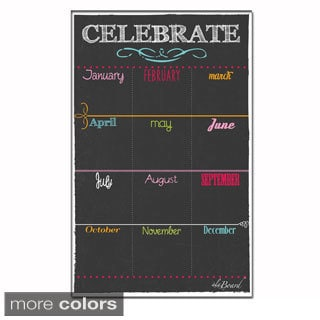 Birthday Calendar Magnet Board