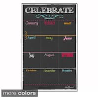 Birthday Calendar Magnet Board