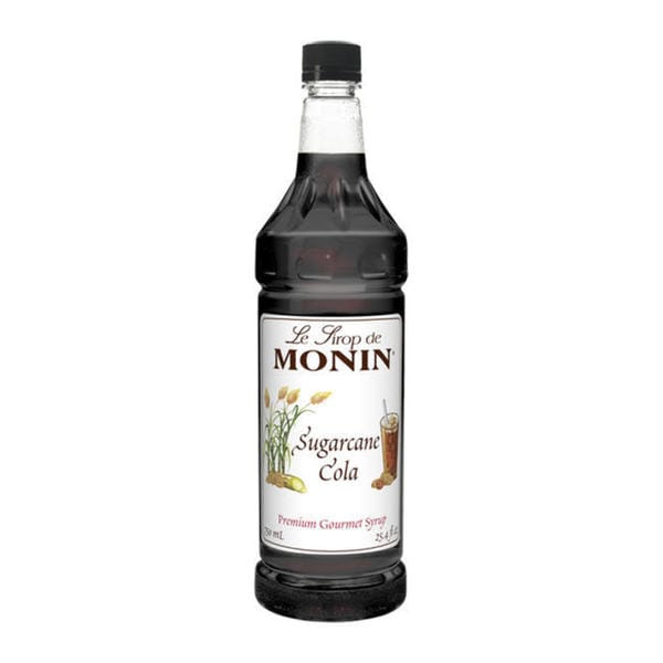 Monin Sugarcane Cola Syrup (Case of 4)
