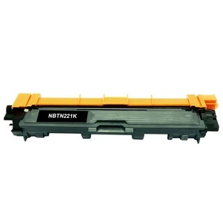 Insten Black Non-OEM Toner Cartridge Replacement for Brother TN-221Bk