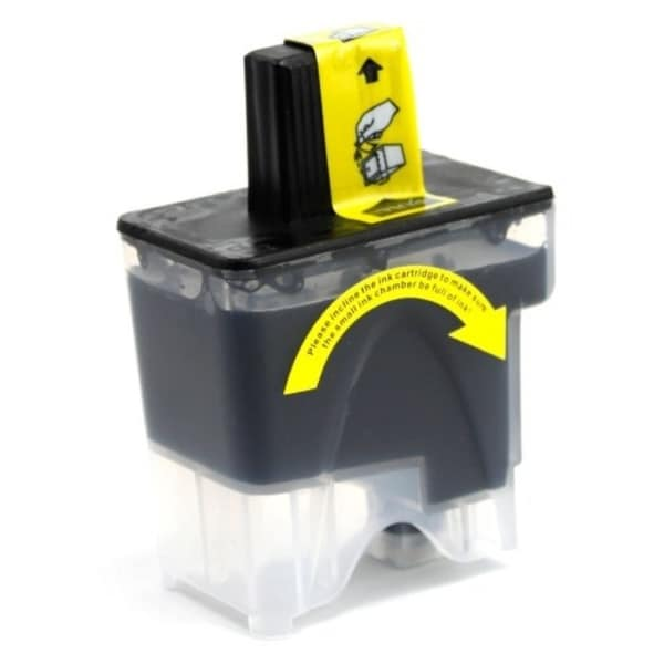 Insten Black Non-OEM Ink Cartridge Replacement for Brother LC41BK