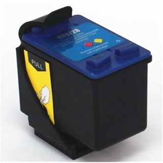 Insten Color Remanufactured Ink Cartridge Replacement for HP C8728A/ 28