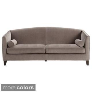 Sunpan '5West' Portico Microfiber Sofa