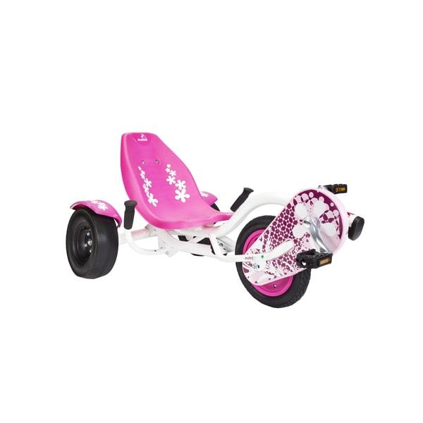 Mobo Kid's Pink Lady Rocker Cruiser Tricycle