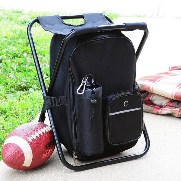 Personalized Tailgate Backpack Cooler Chair - Free Shipping On ...