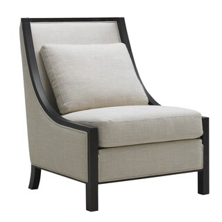 Sunpan '5West' Massimo Linen Occasional Chair