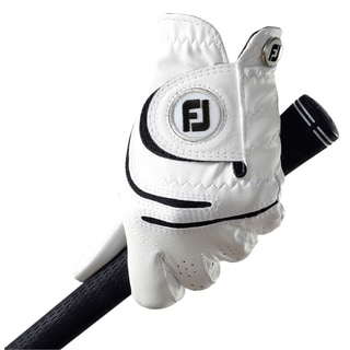 FootJoy WeatherSof Mens Left Hand Only Golf Gloves (Right Hand Golfer) (Pack of 3)