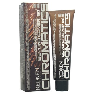 Redken Chromatics Beyond Cover Hair Color 4Br Brown/ Red 2-ounce Hair Color