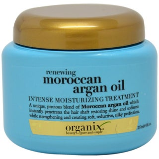 Organix Renewing Moroccan Argan Oil Intense 8-ounce Moisturizing Treatment