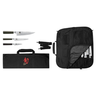 Shun Classic 4-piece Student Culinary Knife Set