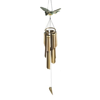 Handmade Flying Frog Bamboo Chime (Indonesia)