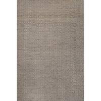 Merit Natural Geometric Tan/ White Area Rug (5' X 8') - 5' x 8'