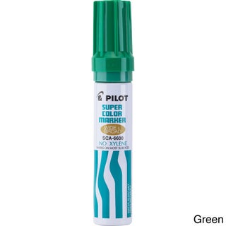 Pilot Super Color Extra Wide Point Xylene-free Jumbo Marker