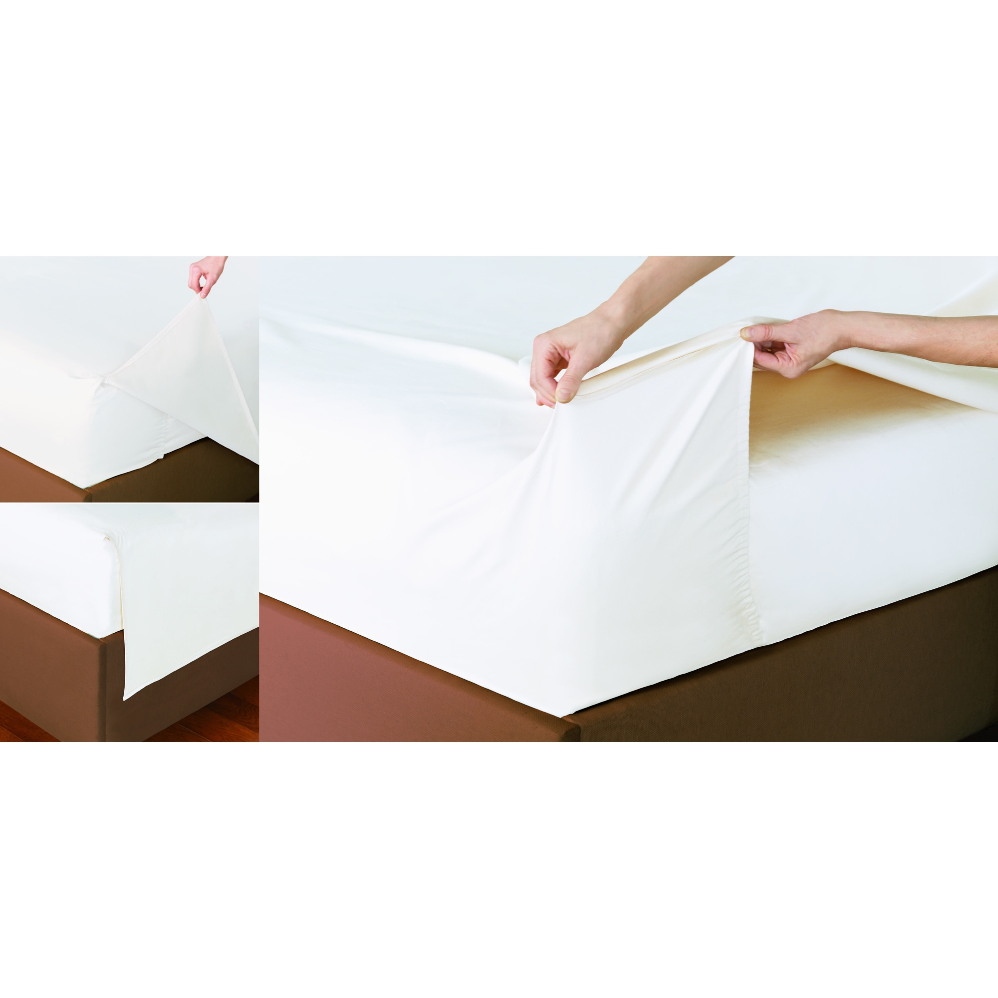 Gracewood Hollow Miller 400 Thread Count Non Slip Ed Top Sheet Set Free Shipping On Orders Over 45 9214553