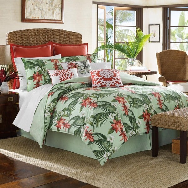 Tommy Bahama Southern Breeze Duvet Cover Set Free