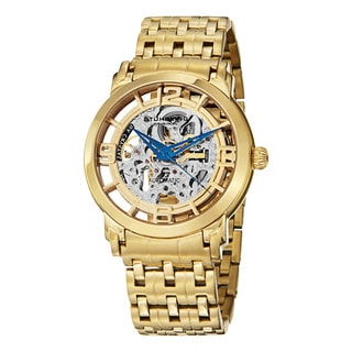 Stuhrling Original Men's Winchester Reserve Automatic Stainless Steel Bracelet Watch