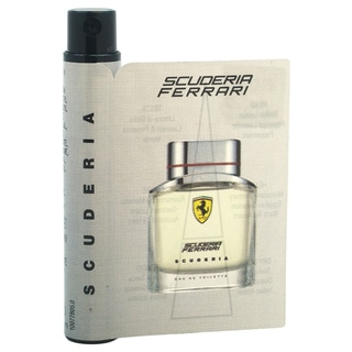 Ferrari Scuderia Men's 0.04-ounce Eau de Toilette Spray
