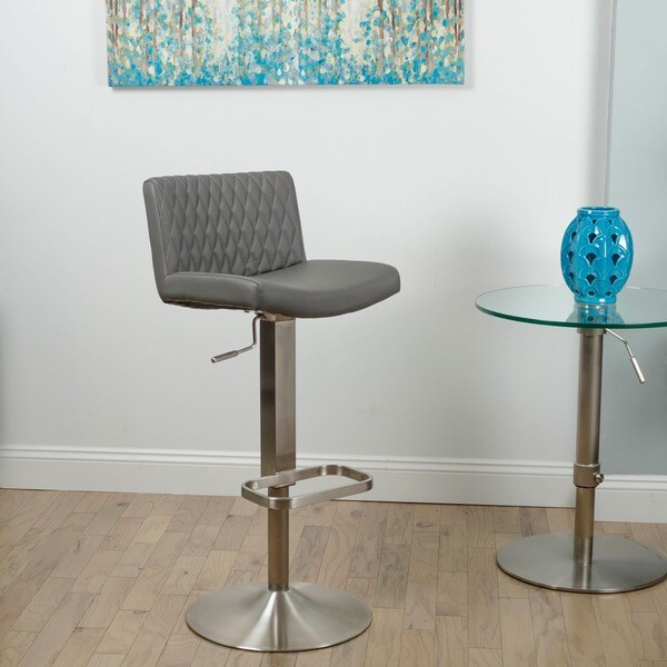 Round Table With Triangle Stools