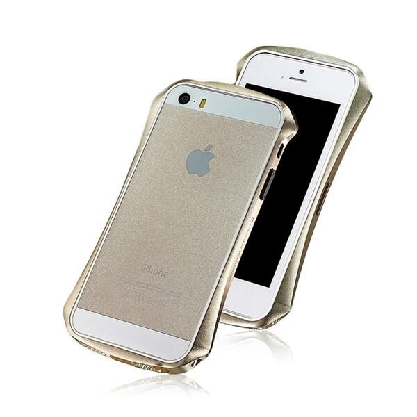 Draco Lightweight Ventare 2 Airplane Aluminum Bumper for Apple iPhone 5/ 5S