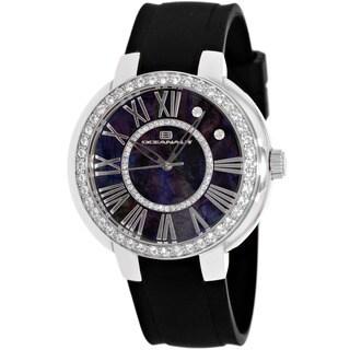 Oceanaut Women's Allure Black Watch