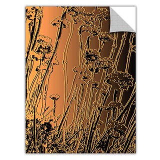 Dean Uhlinger 'In the Garden' Removable wall art graphic - Multi (4 options available)