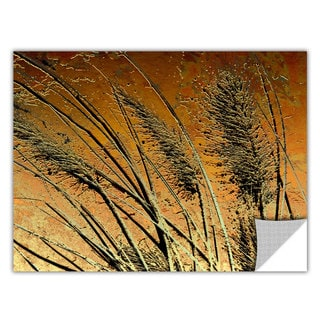 Dean Uhlinger 'March Grass' Removable wall art graphic