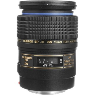 Tamron SP 90mm f/2.8 Di 1:1 Macro AF Lens for Sony Alpha and Minolta Maxxum SLR
