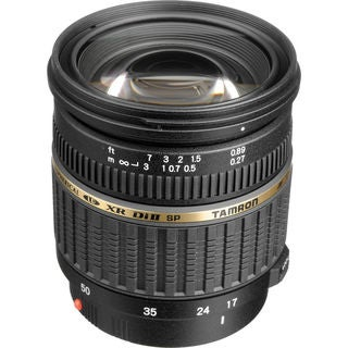 Tamron SP 17-50mm f/2.8 XR Di II LD Aspherical IF Lens for Sony Alpha and Minolta Digital Cameras
