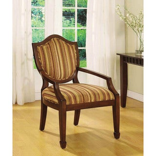 Furniture of America Juden Medieval Style Accent Chair