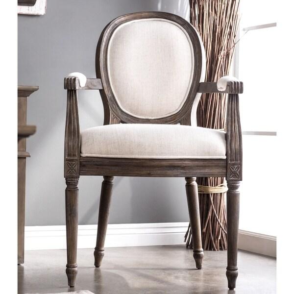 Cm6990 Accent Chair Furniture Of America: Shop Furniture Of America Greyjoy Reclaimed Accent Chair
